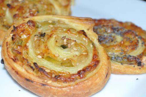 Feuillet s aux courgettes et fromage les recettes de la - Recette de cuisine avec des courgettes ...