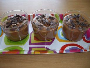 verrine de chocolat