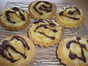 imgp2676 Tartelettes au Lemon Curd et chocolat