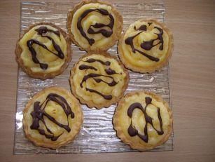 imgp2678 Tartelettes au Lemon Curd et chocolat