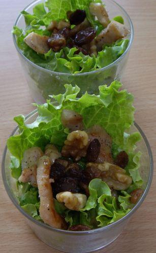 imgp28061 Salade de Poulet en verrine