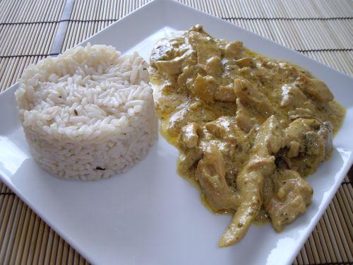 IMGP3522 Poulet au Curry
