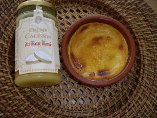 imgp3811 Crème Brulée à la Crème de Calisson
