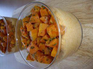 mousse carotte