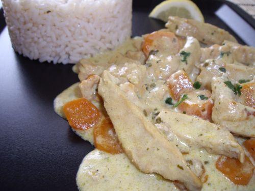 IMGP4539 Poulet au Curry à Lindienne
