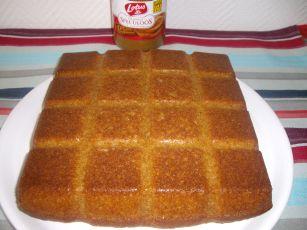 imgp52941 Gâteau à la pâte à speculoos