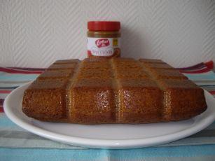 imgp5300 Gâteau à la pâte à speculoos
