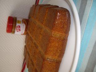 cake à speculoos