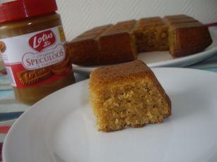 imgp5305 Gâteau à la pâte à speculoos