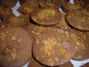 imgp5621 Chocolat Croustillant à la Pralinoise