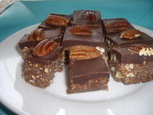imgp5170 Biscuit au Chocolat et Noix de Pécan (sans cuisson)
