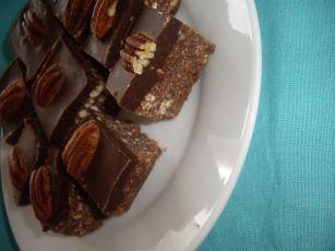 imgp5171 Biscuit au Chocolat et Noix de Pécan (sans cuisson)