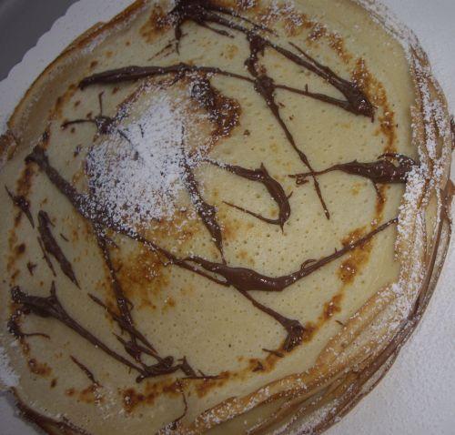 IMGP6091 Crêpes au Nutella