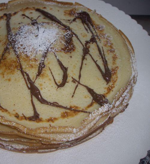 IMGP6093 Crêpes au Nutella