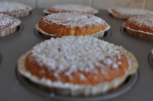 muffins a la noix de coco