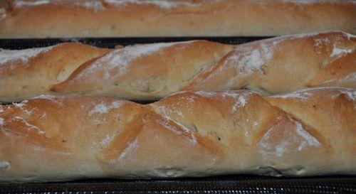 dsc 0002 Des Baguettes comme chez le boulanger...