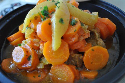 tajine aux carottes