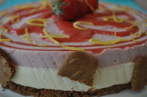 delice fraise mascarpone