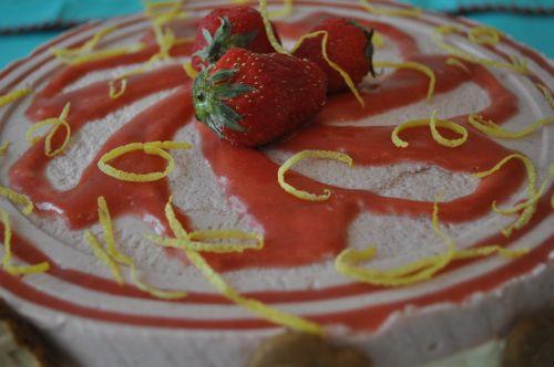 mousse fraise mascarpone