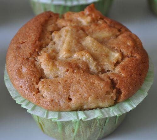 dsc 00241 Muffins Pommes Raisins