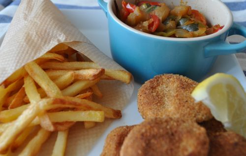 dsc 0032 Nuggets de poulet maison