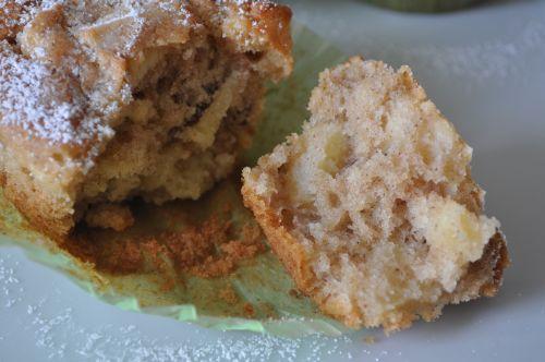 dsc 0039 Muffins Pommes Raisins