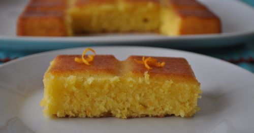 dsc 0042 Cake à lorange