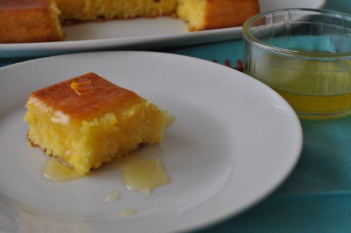 dsc 0049 Cake à lorange