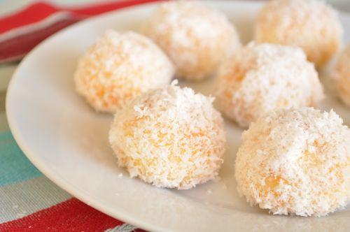 boules a la noix de coco