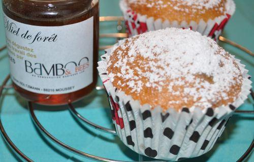 muffins miel