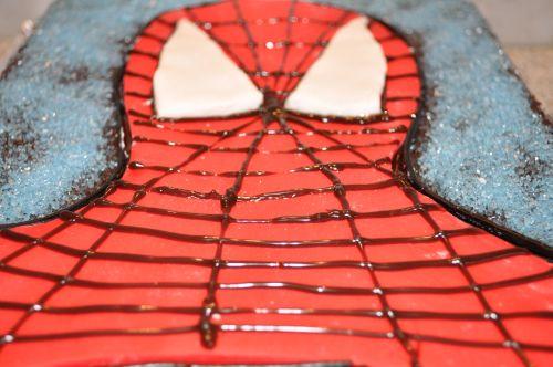 dsc 0032 Gâteau Spiderman