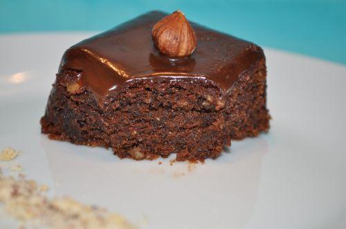 dsc 0034 Fondant Chocolat Noisettes