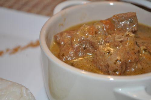 viande au garam masala