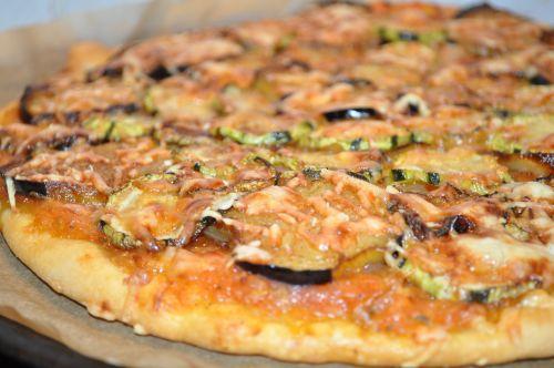 dsc 0044 Pizza Végétarienne
