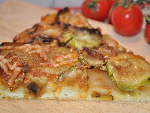 pizza au legume du soleil