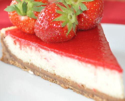 Cheesecake New-Yorkais | Les Recettes de la Cuisine de Asmaa