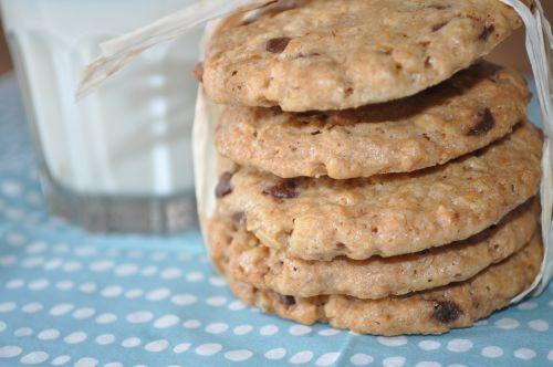 cookies aux flocon d'avoine