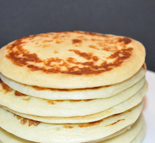 DSC 0045 Pancakes aux petits suisses