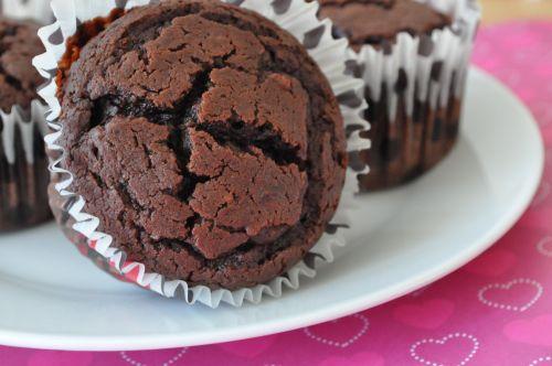 DSC 0065 Muffins au chocolat