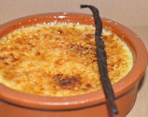 Creme Brulee A La Vanille Les Recettes De La Cuisine De Asmaa