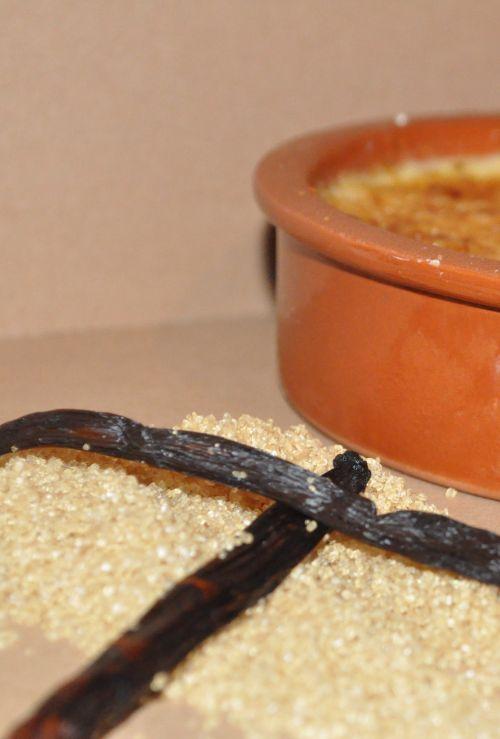 dsc 0034 Crème Brulée à la Vanille