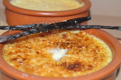 dsc 00391 Crème Brulée à la Vanille