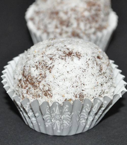 boules chocolat coco