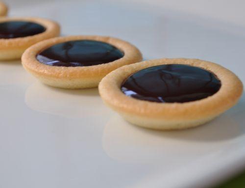 DSC 0488 Minis Tartelettes au Chocolat
