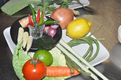 legumes pour wok thaï