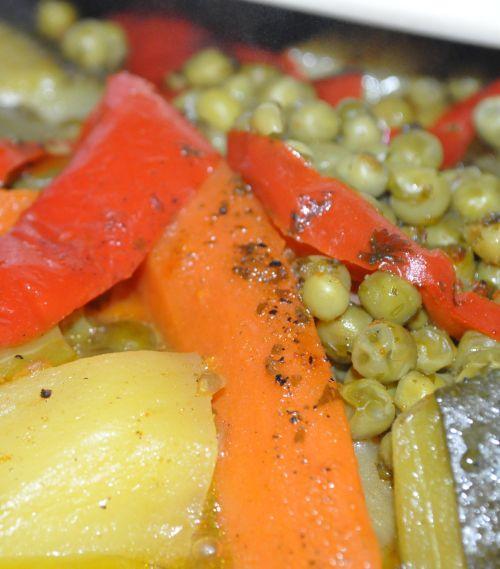 tajine aux legumes