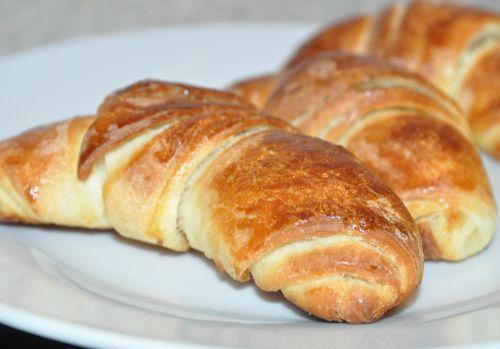 DSC 0006 Minis Croissants Briochés au Babeurre