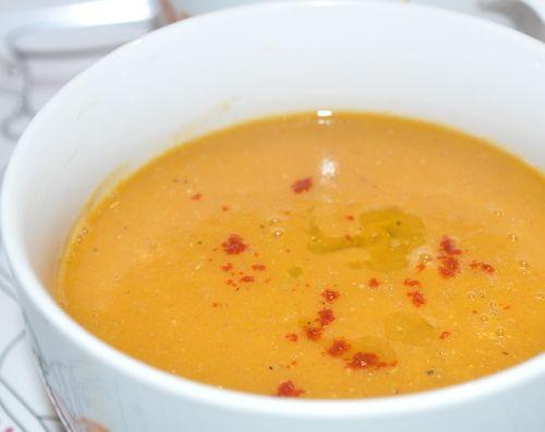 DSC 00131 Soupe aux Lentilles Corail