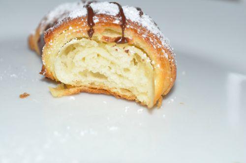 DSC 00142 Minis Croissants Briochés au Babeurre