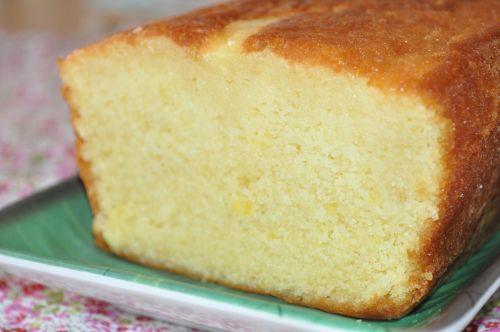 DSC 0030 Cake au citron de Pierre Hermé